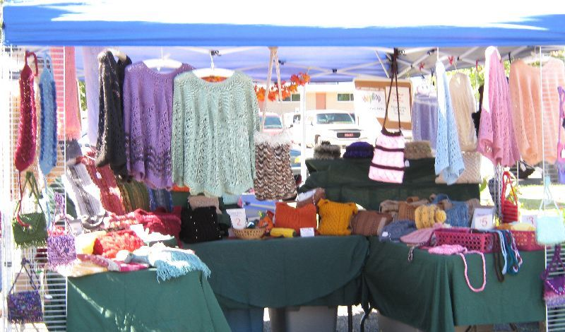 Market Day Booth